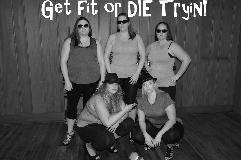 Get Fit or Die Trying Team Photo