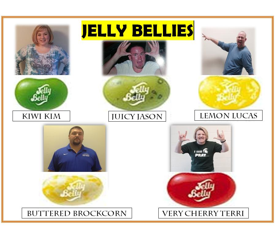 Jelly Bean Bellies