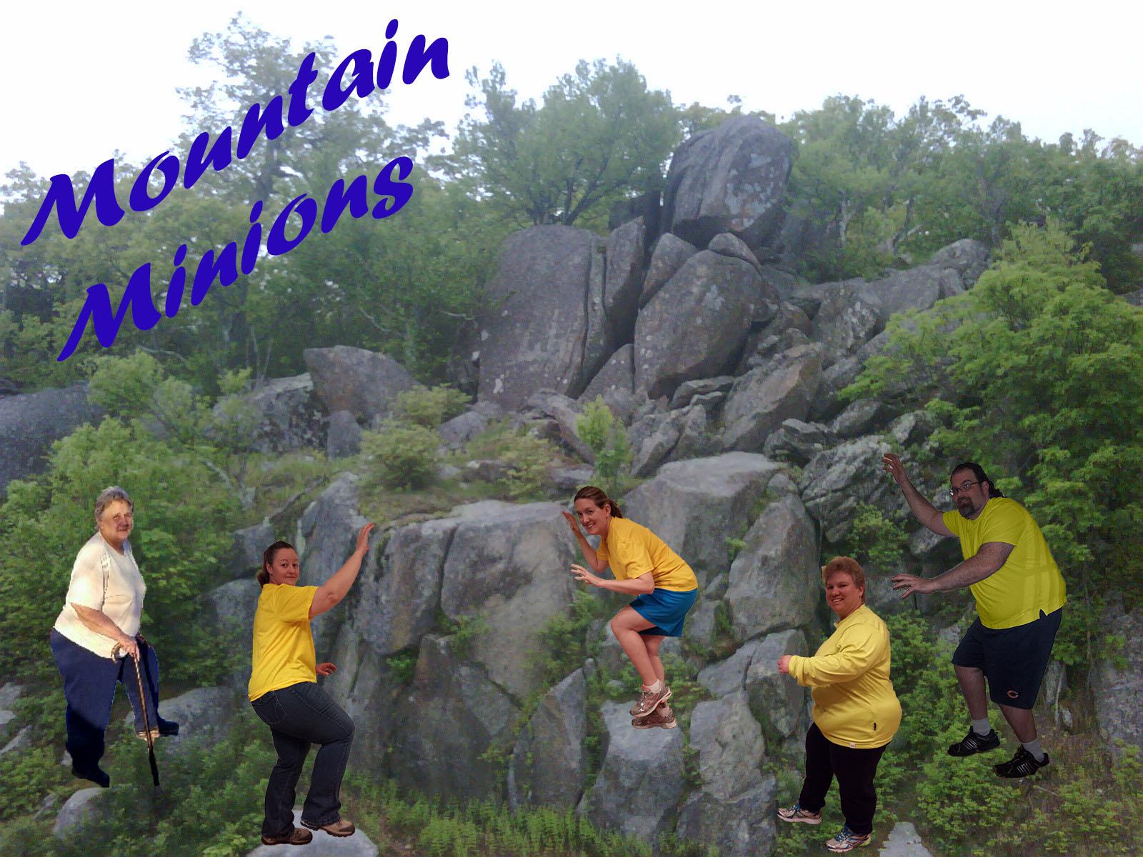 Mountain Minions