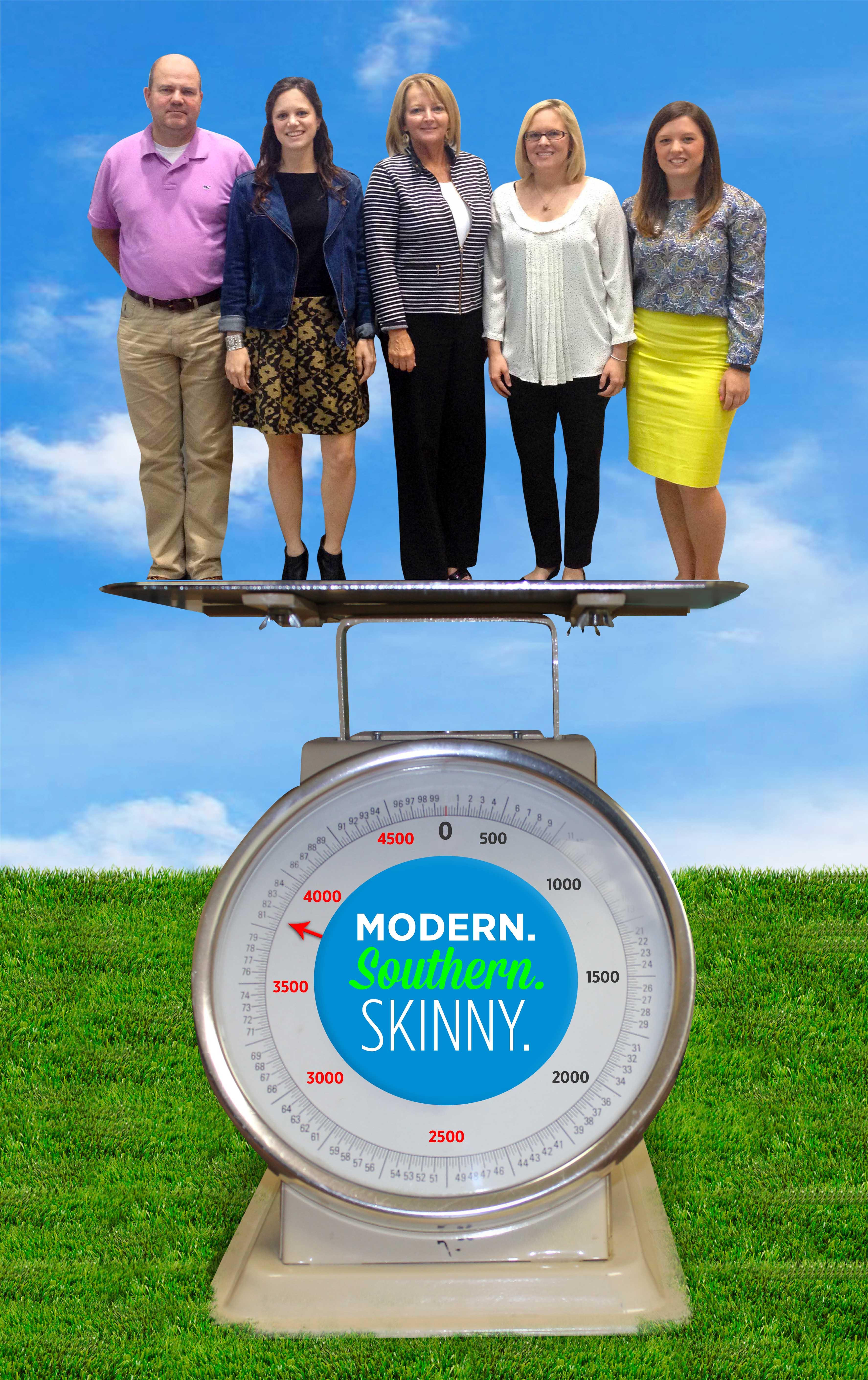 Modern. Southern. Skinny. Team Photo